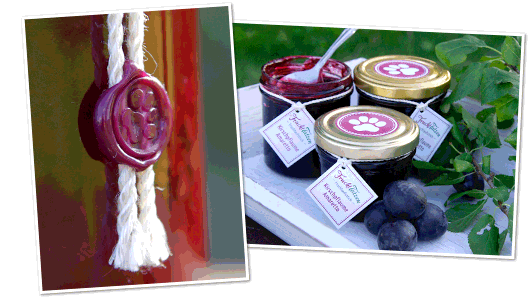 Personalisierte Gastgeschenke Oder Firmenpräsente Fruchttatzen