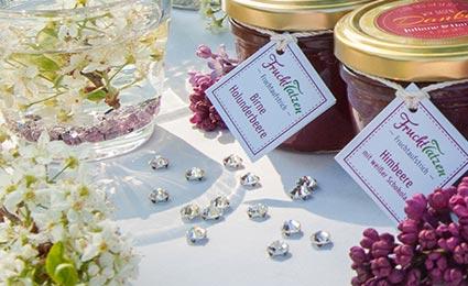 Gastgeschenke Zur Hochzeit Das Besondere Gastgeschenk Fruchttatzen